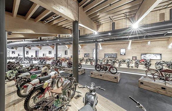 Motorrad-Museum