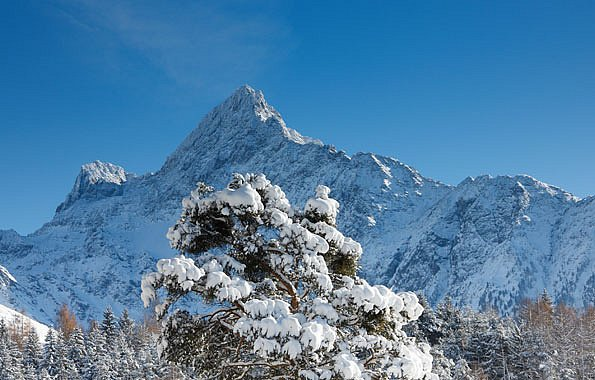 Wintertage im Ötztal