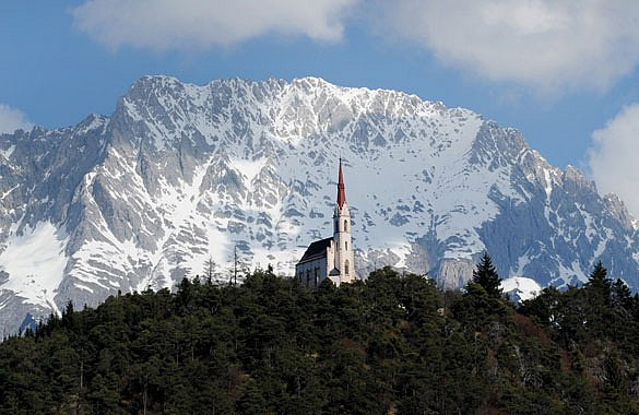 Wallfahrtskirche Locherboden