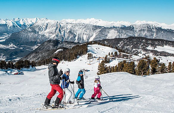 Skigebiet Hochoetz-Kühtai