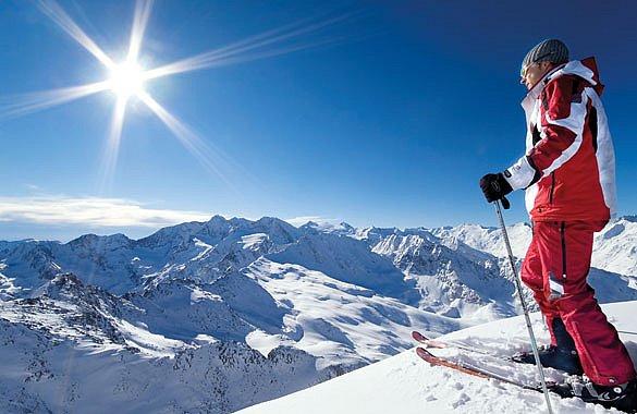Skigebiete im Ötztal